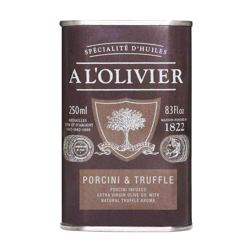 A LÕOlivier Porcini and Truffle Infused Olive Oil, 8.3 fl oz (250 ml)