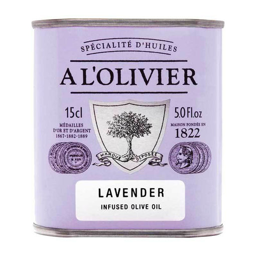 A LÕOlivier Lavender Infused Olive Oil, 5 fl oz (150 ml)