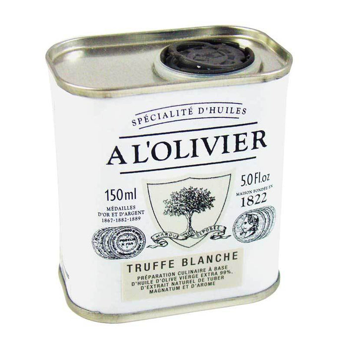 A LÕOlivier White Truffle Infused Olive Oil, 5 fl oz (150 ml)