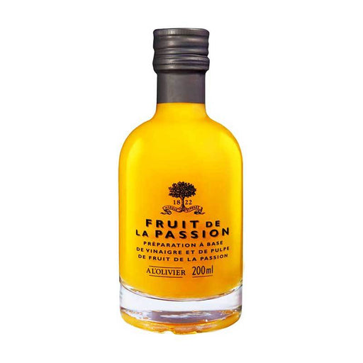 A LÕOlivier Passion Fruit Pulp Vinegar, 6.7 fl oz (200 ml)