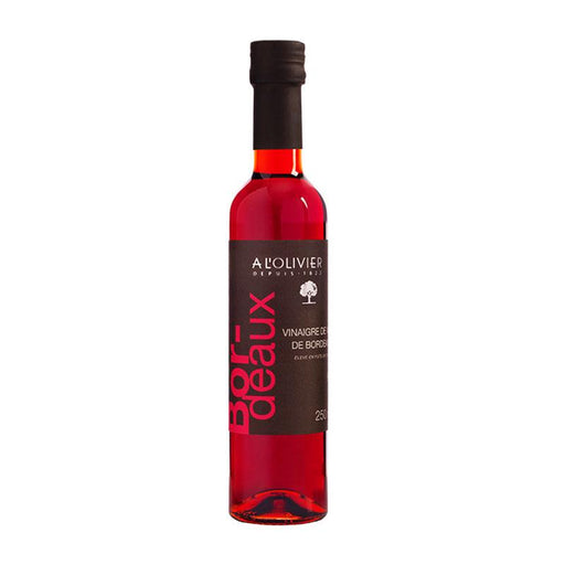 A L'Olivier Red Wine Vinegar, 8.4 fl oz (250 mL)