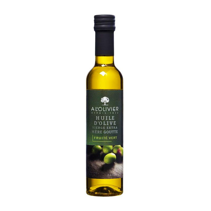 A L'Olivier Fruity Extra Virgin Olive Oil Cold Pressed, 16.9 fl oz (500mL)