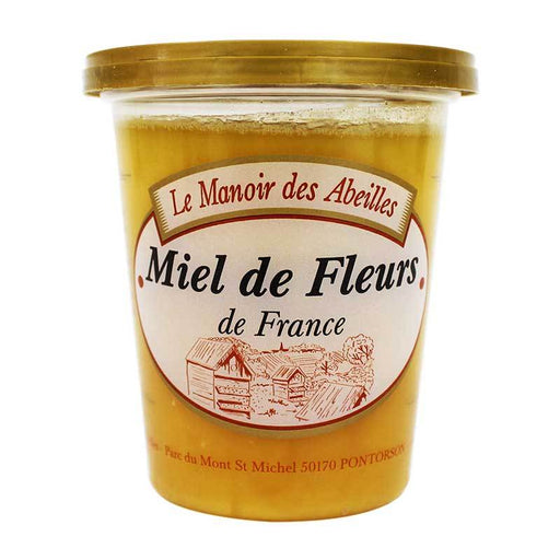 Maison Peltier All Flower Honey, 17.6 oz (500g)