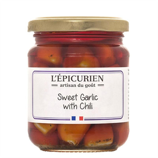 L'Epicurien Sweet Garlic with Chili, 7.4 oz (210 g)