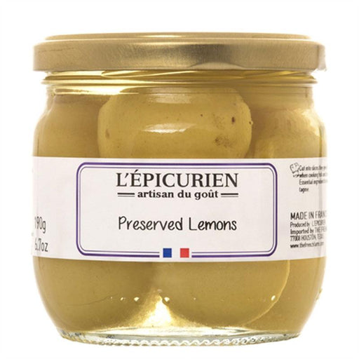L'Epicurien Preserved Whole Lemons, 6.7 oz (190 g)
