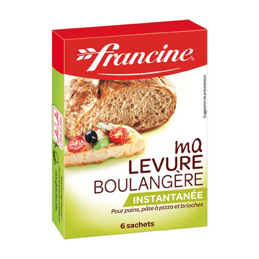 Francine Yeast for Bread, 1 oz (30g)