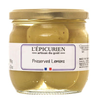 Epicurien Preserved Whole Lemons, 6.7 oz (190 g)