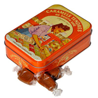 Caramels in Gift Tin by Maison D'Armorine, 5.29 oz (150 g)