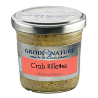 Crab Rillettes by Groix & Nature, 3.5 oz (100 g)