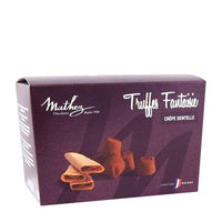 Mathez Crispy Chocolate Truffle with Crepe Dentelle, 8.8 oz (250 g)