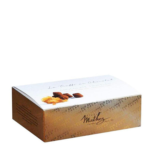 Mathez Pure Salted Butter Caramel Truffles, 7.1 oz (201 g)