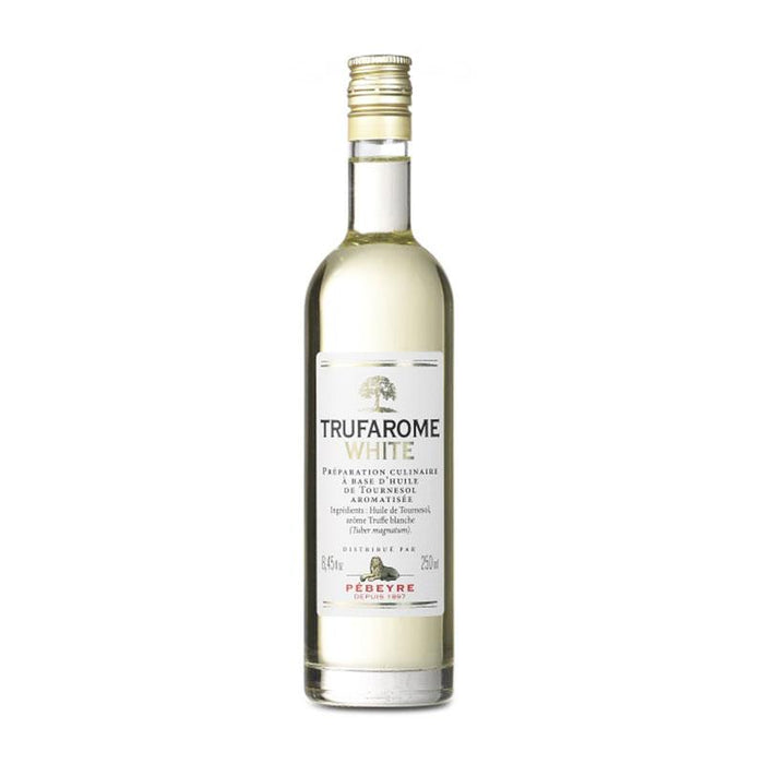 White Truffle Sunflower Oil by Pebeyre, 8.45 fl oz (250 mL)