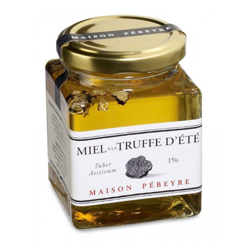Pebeyre Truffle Honey, 4.23 oz (120 g)