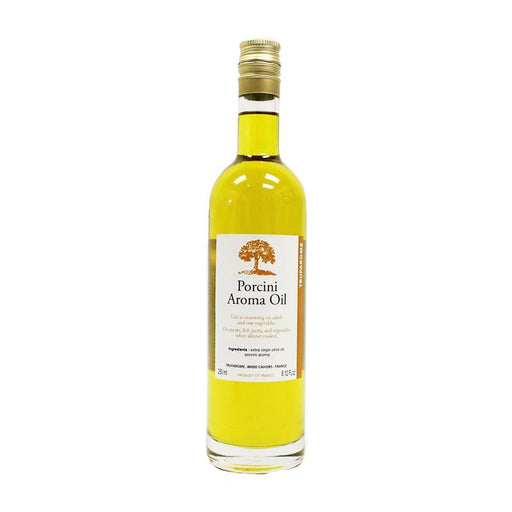 Extra Virgin Olive Oil with Porcini Aroma, 8.45 fl oz (250 mL)