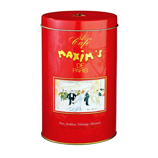 Maxim's Paris Prestige Coffee Tin Maxim's Blend