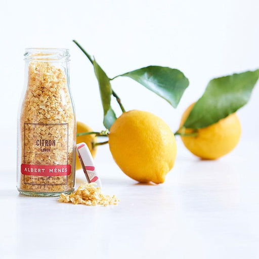 Albert Menes French Lemon Zest, 1.2 oz (35 g )