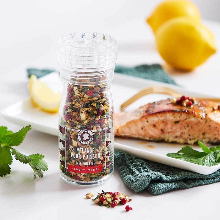 Albert Menes French Gourmet Spice Mix for Fish, 0.7 oz (20 g )