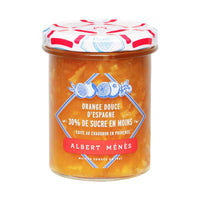 Albert Menes Reduced Sugar Sweet Orange Marmalade, 9.3 oz (265 g )