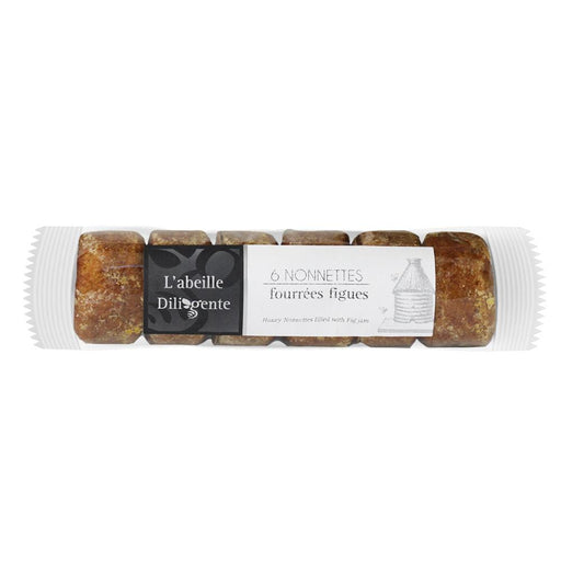 L'Abeille Diligente Nonnettes with Fig Filling, 7 oz (200 g)