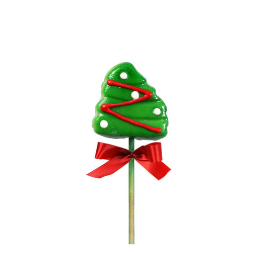 Maffren Christmas Tree Marzipan, 1.1 oz (30 g)