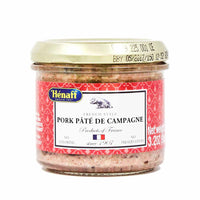 Henaff French Countryside Pork Pate 3.2 oz