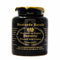 Pommery Mustard Royal Cognac Whole Grain Mustard 8.8 oz