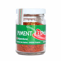 Biperduna Espelette Pepper Powder, Piment d'Espelette AOP, 1.4 oz