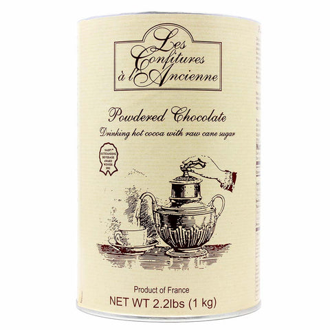 French Chocolate Powder by A l'Ancienne 2.2 lbs