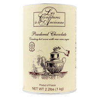 A l'Ancienne - French Chocolate Hot Powder, 2.2 lbs