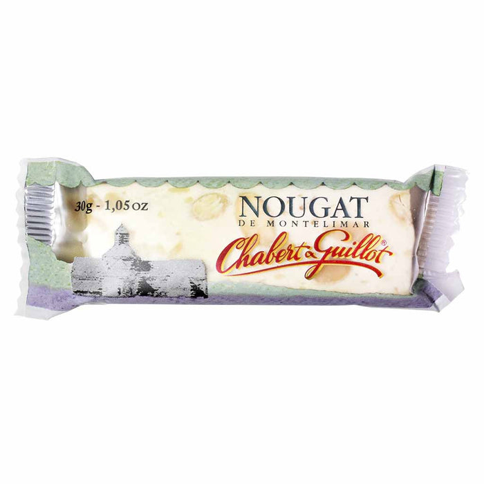 Mini French Soft Nougat by Chabert Guillot 1.05 oz