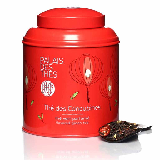 Palais des Thes - The des Concubines Flavored Black Tea, 3.5 oz