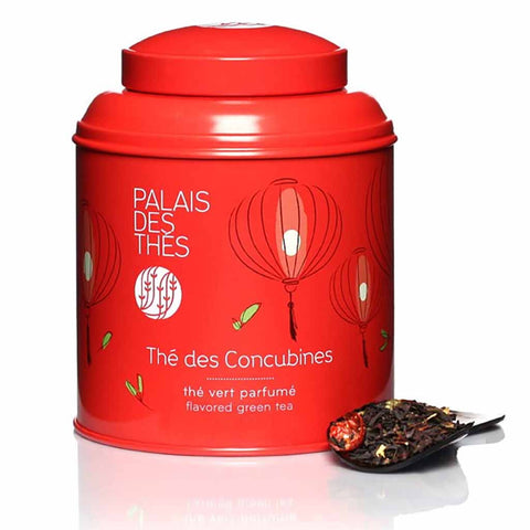 The des Concubines Flavored Black Tea by Palais des Thes 3.5 oz