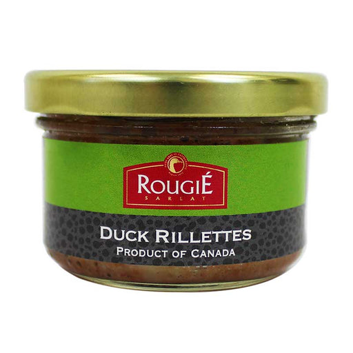 Rougie Perigord Duck Rillettes, 2.8 oz (80 g)