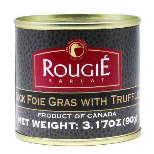 Rougie Duck Foie Gras with Truffles 3.17 oz