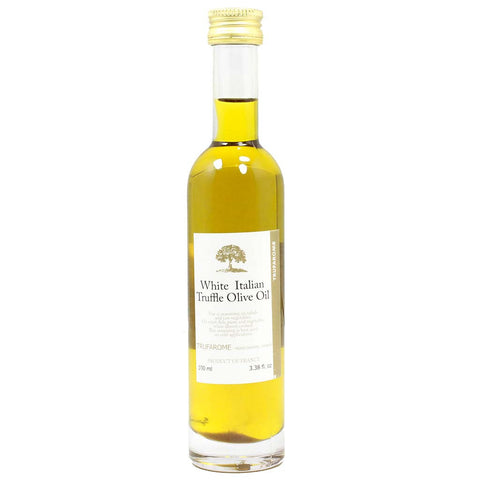 White Italian Truffle Extra Virgin Oil by Trufarome 3.4 oz