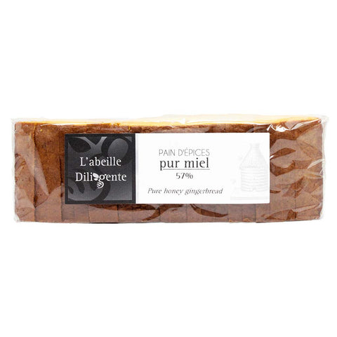 Pure Honey Gingerbread by L'Abeille Diligente 10.6 oz