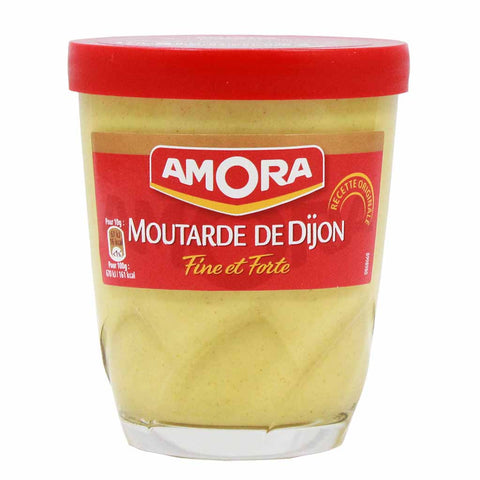 Small French Dijon Mustard by Amora 5.3 oz