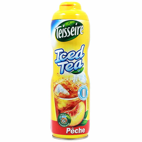 Teisseire French Iced Tea Syrup 20 oz