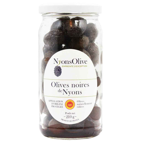 Black Nyons Olives A.O.C. by Nyonsolive 7.4 oz