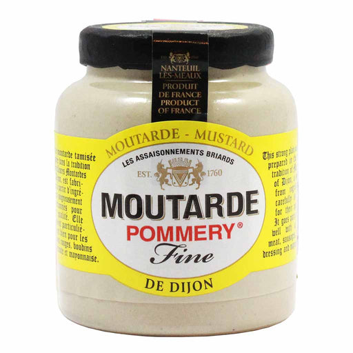 Pommery French Dijon Mustard 3.5 oz