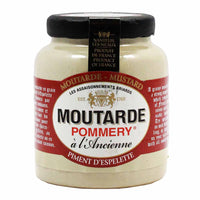 Pommery French Mustard with Espelette Pepper 3.5 oz
