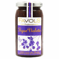 Favols - Fig Violette Jam (No Sugar Added), 8.8 oz