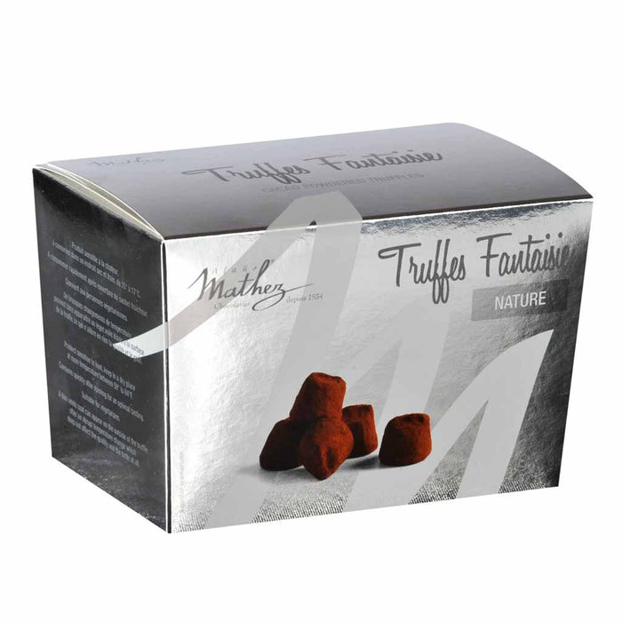 Mathez French Chocolate Truffle, 8.8 oz