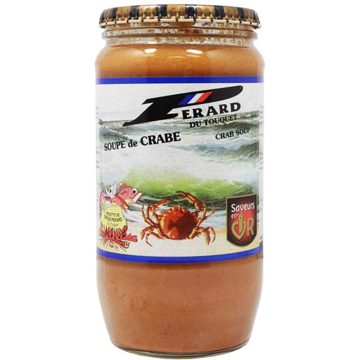 French Crab Soup by Perard 29 oz