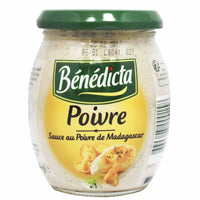 Benedicta Peppercorn Sauce 9.1 oz. (260g)