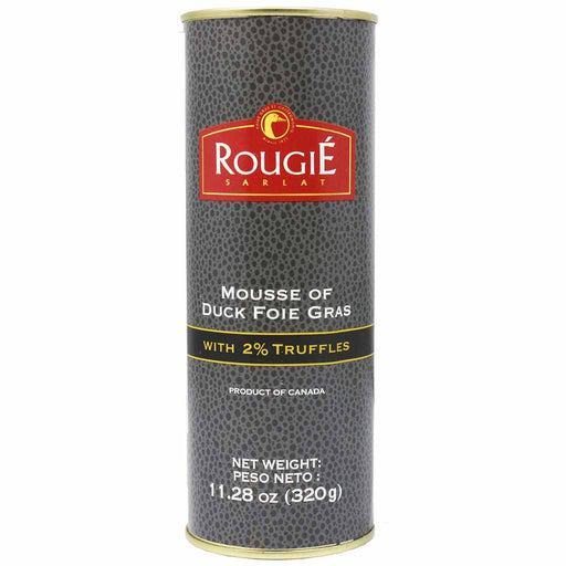 Rougie Duck Foie Gras Mousse with 2% Truffles 11.2 oz