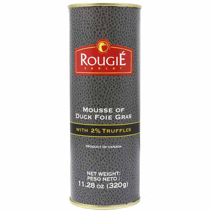 Rougie Duck Foie Gras Mousse with Truffles 11.2 oz