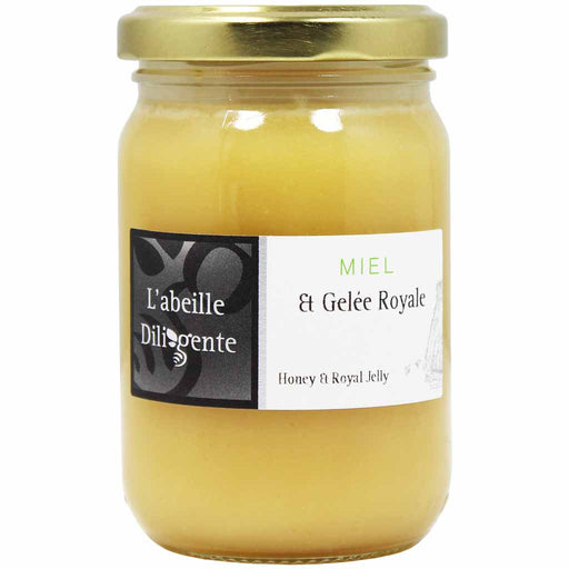 French Honey with Royal Jelly by L'Abeille Diligente 8.8 oz