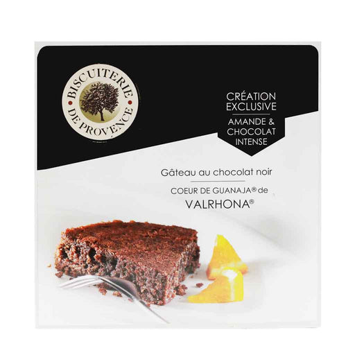 Biscuiterie de Provence Valrhona Chocolate Cake, 7.9 oz (225 g)