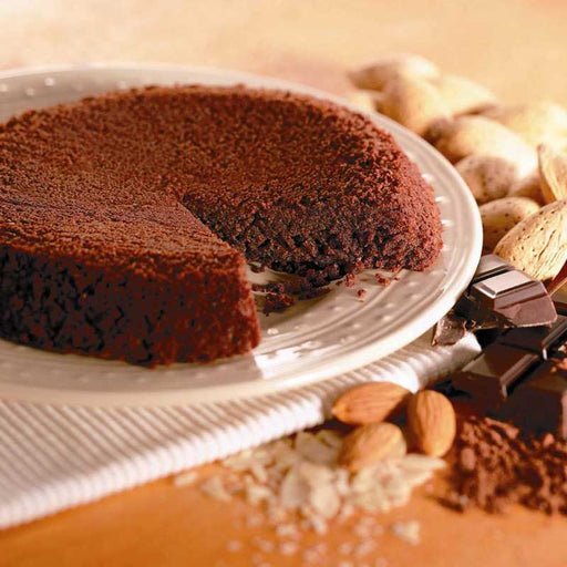 Gluten Free French Almond Chocolate Cake by Biscuiterie de Provence, Gluten Free, 8.47 oz (240 g)